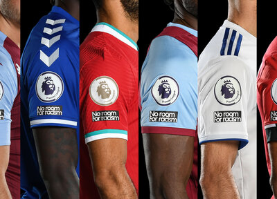 Saints to wear No Room For Racism sleeve badge