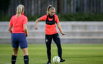 LONDON, ENGLAND - SEPTEMBER 10: Rosie Parnell during women's training session Staplewood Training Ground on September 10, 2020 in Southampton, United Kingdom. (Photo by Isabelle Field/Southampton FC via Getty Images)