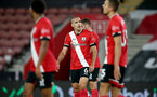 SOUTHAMPTON, ENGLAND - SEPTEMBER 16: Oriol Romeu of Southampton during the second round of the Carabao Cup match between Southampton FC and Brentford FC at St. Mary's Stadium on September 16, 2020 in Southampton, England. (Photo by Matt Watson/Southampton FC via Getty Images)