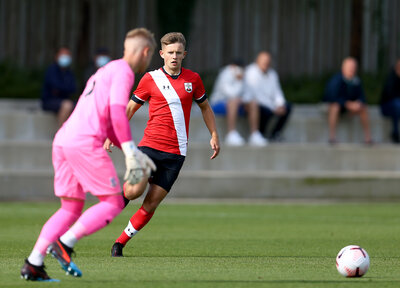 Saints edged by Norwich youngsters