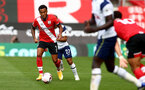 SOUTHAMPTON, ENGLAND - SEPTEMBER 20: Ryan Bertrand of Southampton during the Premier League match between Southampton and Tottenham Hotspur at St Mary's Stadium on September 20, 2020 in Southampton, United Kingdom. (Photo by Matt Watson/Southampton FC via Getty Images)