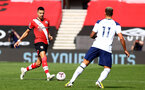 SOUTHAMPTON, ENGLAND - SEPTEMBER 20: Jan Bednarek of Southampton during the Premier League match between Southampton and Tottenham Hotspur at St Mary's Stadium on September 20, 2020 in Southampton, United Kingdom. (Photo by Matt Watson/Southampton FC via Getty Images)