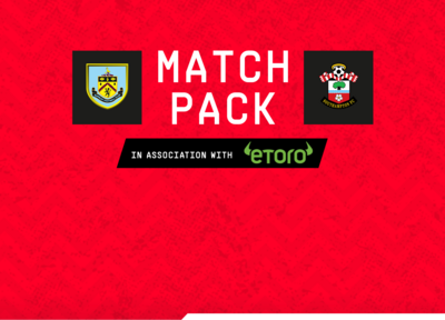 Match Pack: Burnley vs Saints