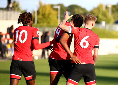 PL2 Report: Saints 2-2 West Ham