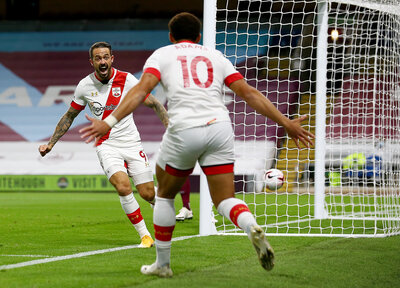 Saints off the mark with win at Burnley