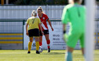 Southampton, ENGLAND - SEPTEMBER 27: Shelly Provan during the FAWNL match between Southampton Women and Buckland Athletic at Snows Stadium on September 27, 2020 in Southampton, United Kingdom (Photo by Isabelle Field/Southampton FC via Getty Images)