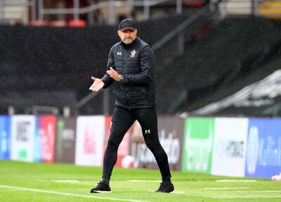 Hasenhüttl set for 100th game in charge
