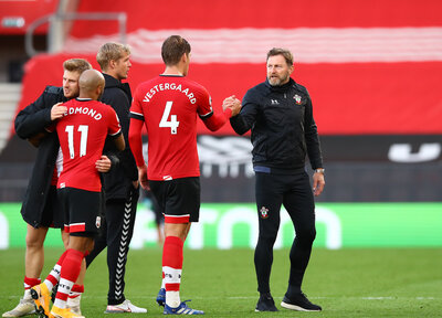 Video: Hasenhüttl assesses victory over Everton