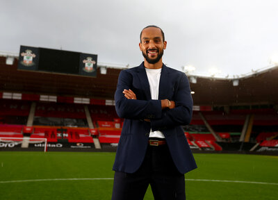 No place like home for Walcott