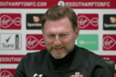 Press conference (part two): Hasenhüttl on Sheffield United test