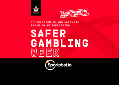 Saints team up with Sportsbet.io to support Safer Gambling Week