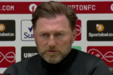 Press Conference (part one): Hasenhüttl previews Man United