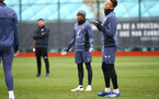 SOUTHAMPTON, ENGLAND - NOVEMBER 27: Kyle Walker-Peters during a Southampton FC training sesion at the Staplewood Campus on November 27, 2020 in Southampton, England. (Photo by Matt Watson/Southampton FC via Getty Images)