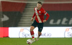 SOUTHAMPTON, ENGLAND - NOVEMBER 30: Callum Slattery of Southampton during the Premier League 2 match between Southampton FC B Team and Brighton & Hove Albion at the St Mary's Stadium on November 30, 2020 in Southampton, England. (Photo by Isabelle Field/Southampton FC via Getty Images)
