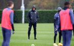 SOUTHAMPTON, ENGLAND - DECEMBER 03: Ralph Hasenhüttl during a Southampton FC training session at the Staplewood Campus on December 03, 2020 in Southampton, England. (Photo by Matt Watson/Southampton FC via Getty Images)