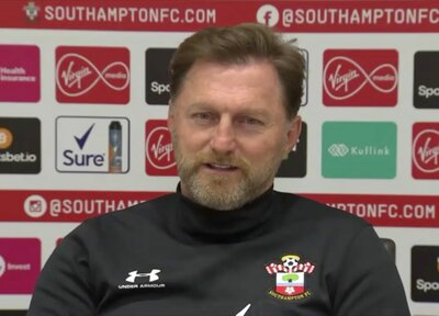 Press Conference Live: Hasenhüttl previews Fulham test