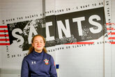 Introducing Saints FC Women | Lucia Kendall