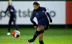 SOUTHAMPTON, ENGLAND - DECEMBER 09 : Georgie Freeland during Southampton Women's training session at Staplewood Complex on December 09, 2020 in Southampton, England. (Photo by Isabelle Field/Southampton FC via Getty Images)  (Photo by Isabelle Field/Southampton FC via Getty Images)