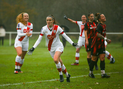 Saints return with a bang in Women's FA Cup