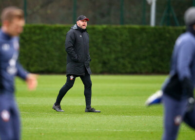 Hasenhüttl determined to repay fans