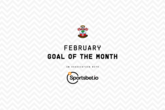 Sportsbet.io Goal of the Month: February