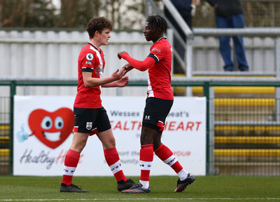 Saints B to face Yeovil Town