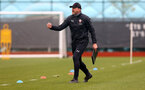 SOUTHAMPTON, ENGLAND - MARCH 31: Southampton manager Ralph Hasenhüttl during a Southampton FC training session at the Staplewood Campus on March 31, 2021 in Southampton, England. (Photo by Matt Watson/Southampton FC via Getty Images)