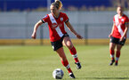 SOUTHAMPTON, ENGLAND - APRIL 04: Shelly Provan  of Southampton during the Vitality Women's FA Cup second round match between Southampton Women and Plymouth Argyle Women at The Snows Stadium on April 04, 2021 in Southampton, England. (Photo by Isabelle Field/Southampton FC via Getty Images)