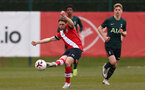 SOUTHAMPTON, ENGLAND - APRIL 10: Lewis Payne of Southampton during the Premier League U18s match between Southampton U18 and Tottenham Hotspur at Staplewood Campus on April 10, 2021 in Southampton, England. (Photo by Isabelle Field/Southampton FC via Getty Images)