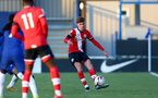 KINGSTON UPON THAMES, LONDON, ENGLAND - APRIL 12: James Morris of Southampton during the Premier League 2 match between U23 Chelsea FC and Southampton B Team at the Kingsmeadow Stadium on April 12, 2021 in Kingston upon Thames, London, England.  (Photo by Isabelle Field/Southampton FC via Getty Images)