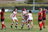 Saints march on in the Vitality Women's FA Cup