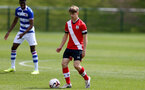 READING, ENGLAND - APRIL 27: Lewis Payne of Southampton during the Premier League U18s match between Reading and Southampton U18s at Bearwood Park Training Ground on April 27, 2021 in Reading, England. (Photo by Isabelle Field/Southampton FC via Getty Images)
