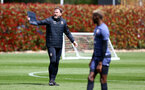SOUTHAMPTON, ENGLAND - MAY 05: Southampton manager Ralph Hasenhüttl during a Southampton FC training session at the Staplewood Campus on May 05, 2021 in Southampton, England. (Photo by Matt Watson/Southampton FC via Getty Images)