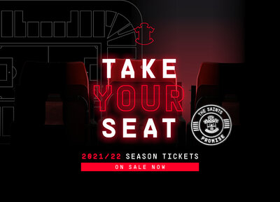 2021/22 Season Tickets: Payment plans available