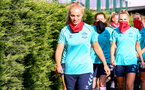 SOUTHAMPTON, ENGLAND - July 01: Rosie Parnell during Southampton women's first pre season training session at Staplewood training ground on July 01, 2021 in Southampton, England. (Photo by Isabelle Field/Southampton FC via Getty Images)