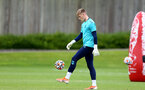 SOUTHAMPTON, ENGLAND - July 05: Jack Bycroft during Southampton B Team per season training session at Staplewood training ground on July 05, 2021 in Southampton, England. (Photo by Isabelle Field/Southampton FC via Getty Images)