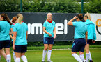 SOUTHAMPTON, ENGLAND - July 08: Rosie Parnell during Southampton Women's per season training session at Staplewood training ground on July 08, 2021 in Southampton, England. (Photo by Isabelle Field/Southampton FC via Getty Images)