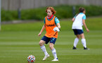 SOUTHAMPTON, ENGLAND - July 08: Molly Mott during Southampton Women's per season training session at Staplewood training ground on July 08, 2021 in Southampton, England. (Photo by Isabelle Field/Southampton FC via Getty Images)