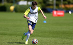 SOUTHAMPTON, ENGLAND - July 14: Rylee Wright during Southampton U18s per season training session at Staplewood training ground on July 14, 2021 in Southampton, England. (Photo by Isabelle Field/Southampton FC via Getty Images)
