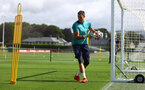 CARDIFF, WALES - JULY 28: Alex McCarthy during a Southampton FC pre-season recovery session at The Vale Resort, Vale of Glamorgan on July 28, 2021 in Cardiff, Wales. Photo by Matt Watson/Southampton FC via Getty Images