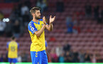 SOUTHAMPTON, ENGLAND - AUGUST 04: Jack Stephens of Southampton during the pre season friendly match between Southampton FC and Levante at St Mary's Stadium on August 04, 2021 in Southampton, England. (Photo by Matt Watson/Southampton FC via Getty Images)