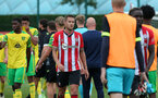 Olly Lancashire. Southampton B v Norwich City U23, Premier League 2, Division 2, Staplewood Campus, Marchwood, Southampton Picture: Chris Moorhouse  Sunday 15th August 2021