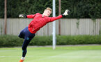 Jack Bycroft. Southampton B v Norwich City U23, Premier League 2, Division 2, Staplewood Campus, Marchwood, Southampton Picture: Chris Moorhouse  Sunday 15th August 2021