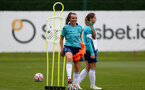 SOUTHAMPTON, ENGLAND - AUGUST 17: Leeta Rutherford during Southampton Women's training session at  Staplewood Training Ground on August 17, 2021 in Southampton, England. (Photo by Isabelle Field/Southampton FC via Getty Images)
