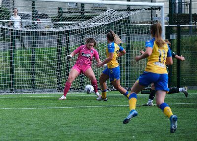 Women's Report: Saints two from two
