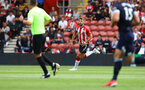 SOUTHAMPTON, ENGLAND - SEPTEMBER 11: Jack Stephens of Southampton during the Premier League match between Southampton  and  West Ham United at St Mary's Stadium on September 11, 2021 in Southampton, England. (Photo by Matt Watson/Southampton FC via Getty Images)