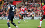 SOUTHAMPTON, ENGLAND - SEPTEMBER 11: Mohamed Elyounoussi during the Premier League match between Southampton and West Ham United at St Mary's Stadium on September 11, 2021, in Southampton, England. (Photo by Chris Moorhouse/Southampton FC via Getty Images)