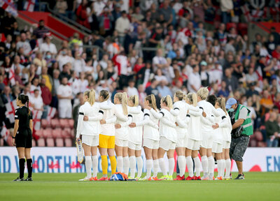 Your chance to volunteer at UEFA Women's EURO 2022