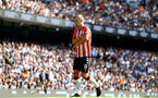 MANCHESTER, ENGLAND - SEPTEMBER 18: James Ward-Prowse of Southampton during the Premier League match between Manchester City and Southampton at Etihad Stadium on September 18, 2021 in Manchester, England. (Photo by Matt Watson/Southampton FC via Getty Images)