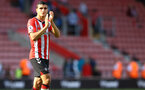 SOUTHAMPTON, ENGLAND - SEPTEMBER 26: Mohamed Elyounoussi of Southampton during the Premier League match between Southampton and Wolverhampton Wanderers at St Mary's Stadium on September 26, 2021 in Southampton, England. (Photo by Matt Watson/Southampton FC via Getty Images)